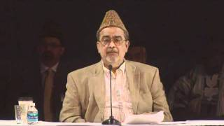 Concluding Remarks at Opening Session of  Jalsa Salana USA 2011 by Dr. Ahsanullah Zafar