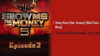 [FULL ALBUM] 쇼미더머니 5 Show Me The Money 5 Episode 2