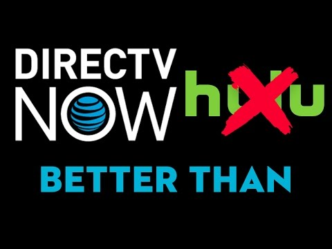 DirecTV NOW: The Only Streaming App You'll Ever Need!