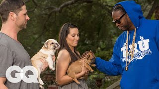 2 Chainz Pets A 100K Dog  Most Expensivest Sht  GQ