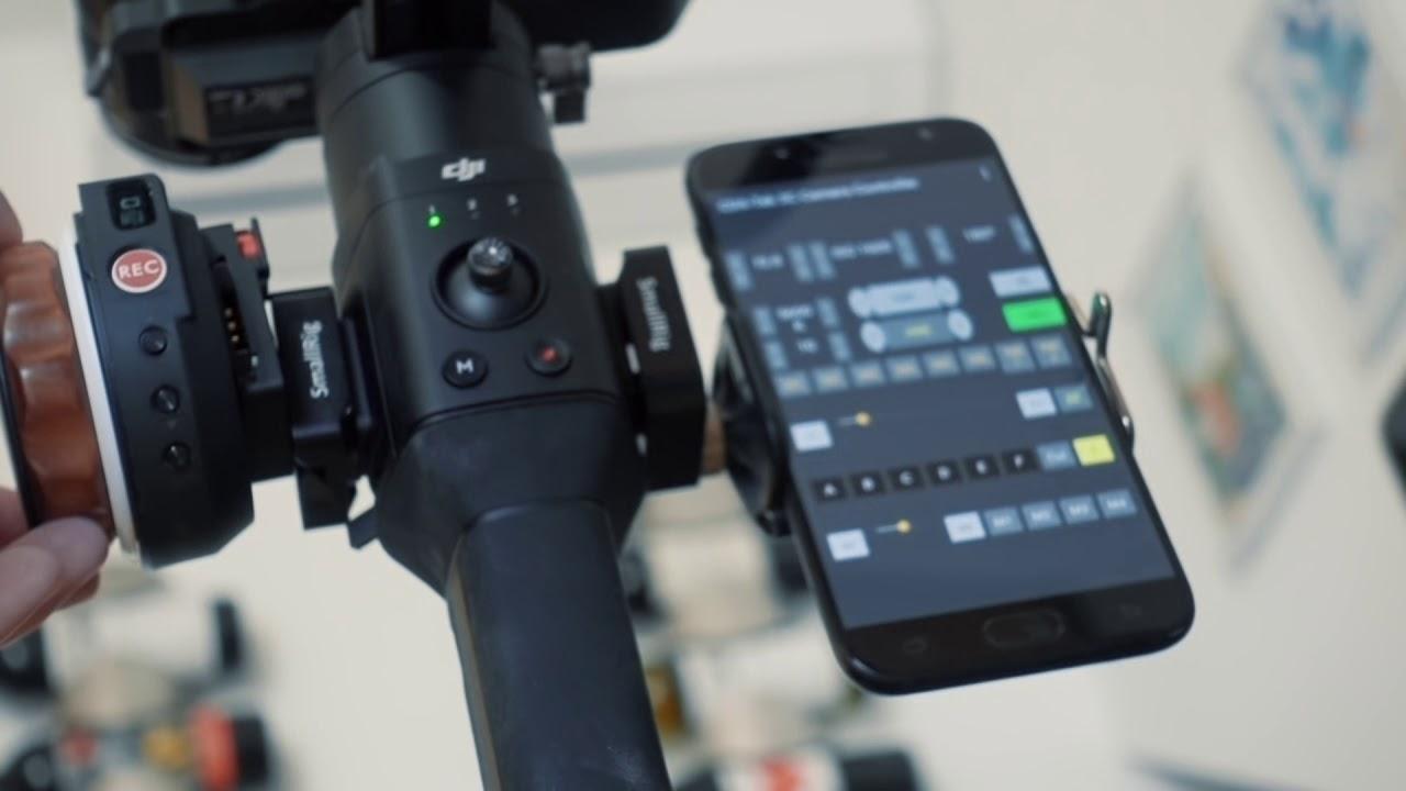 3C Version 1.4 for Blackmagic Pocket 4K Camera - Featuring Nucleus Nano Support