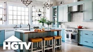 HGTV Smart Home 2018 - Tour the Kitchen!