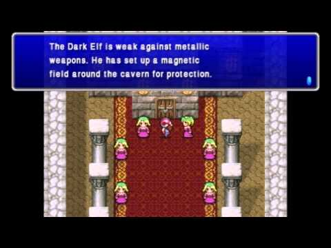 SGB Play: Final Fantasy IV - Part 9