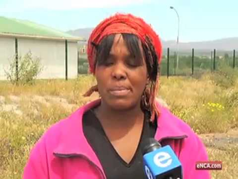 Cape Town mother finally buries her little girl
