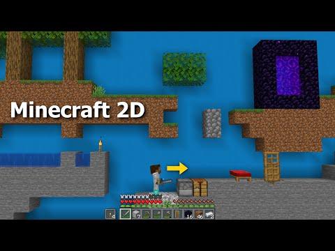 Minecraft 2D