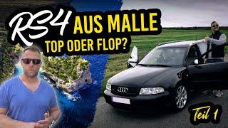 Audi RS4 B5 im Malle Urlaub angeschaut! | Augen auf beim Gebrauchtwagenkauf! | DAG on Tour