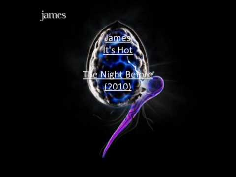 james  it's hot -- The Night Before (2010)