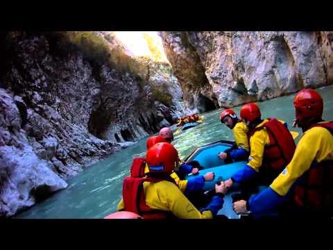 Rafting in Arachthos Greece Ραφτινγκ στον Άραχθο