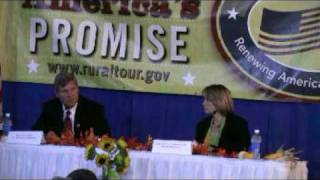 Rural Issues Forum-Farm Services Agency Technology