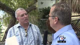 John Giordano on WPLG Ch 10 Miami 9 3 13 Selling Urine