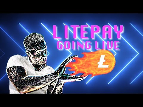 LitePay/Litecoin Going LIve  & I'm Bullish On SEC Hearing