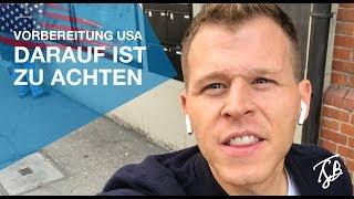 Einreise in die USA 🇺🇸 - meine Tipps und Erfahrungen
