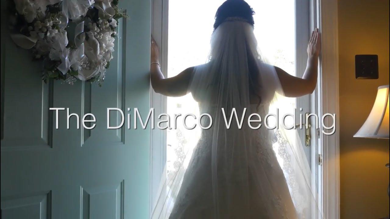 The DiMarco Wedding - YouTube