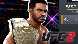 UFC 2 - A VINGANÇA CONTRA RAFAEL NATAL - LUTA PELO CINTURÃO!