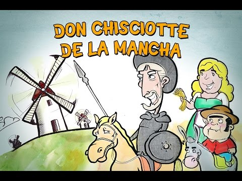 Don Chisciotte de la Mancha