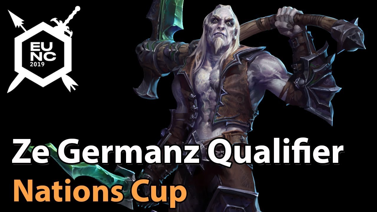 ► German Qualifier - Nations Cup - Heroes of the Storm Esports