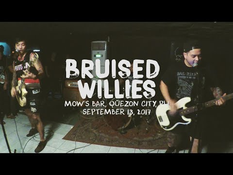 Bruised Willies Live at Mow's // Sept 13, 2017