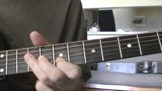 Scarlet Begonias 1.01 (guitar lesson)