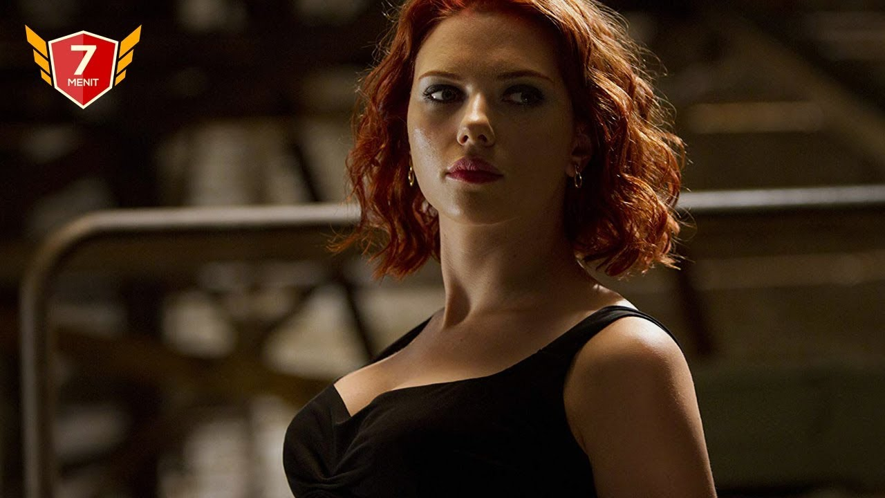 Film Si Sexy Scarlett Johansson Youtube