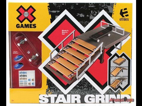 X Games Bmx X-Games Fingerboards S...