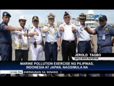 PHL, Japan, Indonesia join marine pollution exercise in Bali