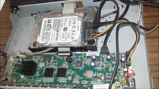 Repair Any Bad Corrupt Hard Drive With CCTV DVR