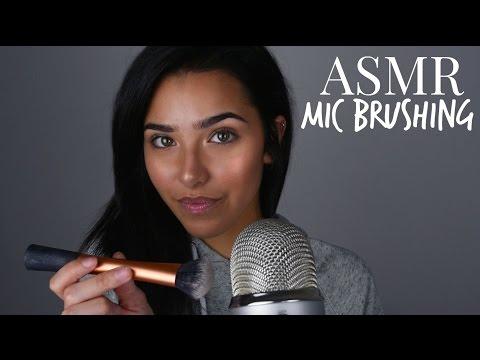 ASMR Mic Brushing