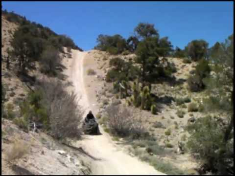 ATV Trail review for Cactus Flats in Big Bear, CA - Ranch ...