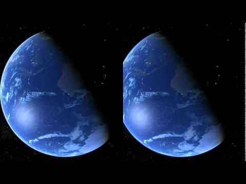 Tour through the Solar System (VR 3D)