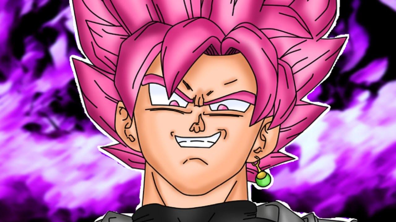 Resultado de imagen de supersaiyan pink