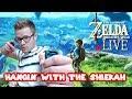 The Legend of Zelda: Breath of the Wild LIVE Stream! [PART 2] Kakariko Village, Hateno Village
