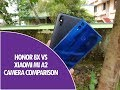 Honor 8X vs Xiaomi Mi A2 Camera Comparison