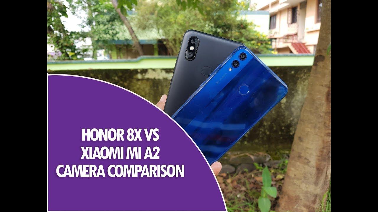 Honor 8X vs Xiaomi Mi A2 Camera Comparison - videoconcern com