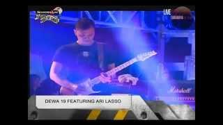 "Live Konser Soundrenaline Surabaya 2014 DEWA 19 Featuring ARI LASSO ""Kangen"""
