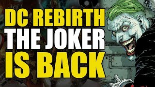 The Return of The Joker (DC Rebirth: Dark Days The Forge)