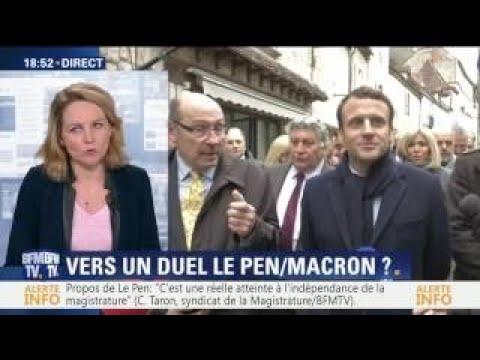 Macron/Le Pen : la guerre est déclarée - Les questions SMS #cdanslair 17/03/2017