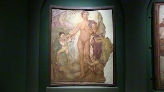IM動画ニュース 森アーツセンターギャラリー「世界遺産 ポンペイの壁画展」