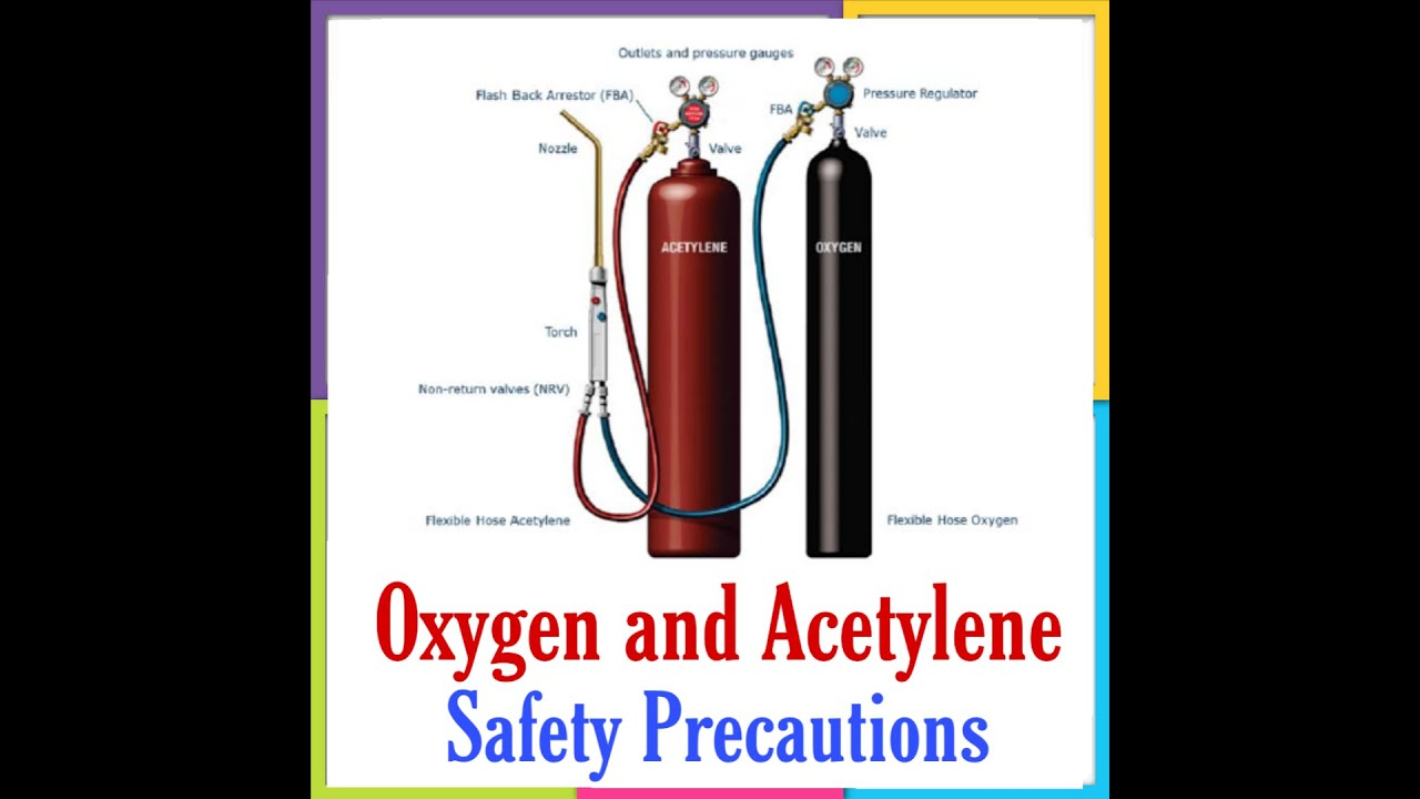Oxygen and Acetylene Safety Precautions