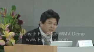 韓国にて;日本の高齢者福祉施設での権利擁護の現状と課題