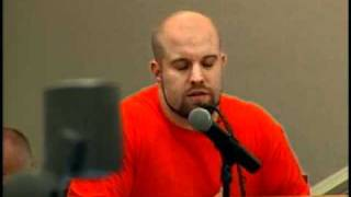 Inmate Says Testifying In Spader Trial Was 'Opportunity'