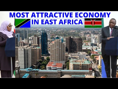 Inside EAST AFRICA'S Largest Most Attractive $95 Billion Economy. Invest In Kenya Nairobi In 2021.