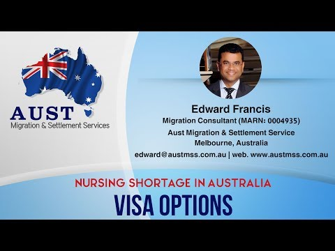 Nurses Shortage In Australia - Visa Options
