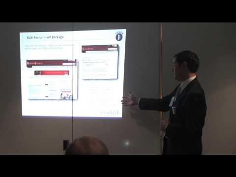 Washington Business Journal - Recruitment Advertising Presentation