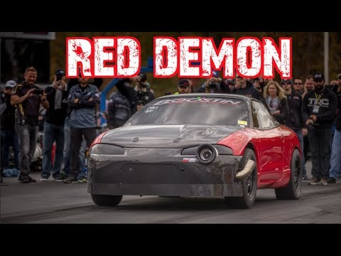 Red Demon Greatest DSM Race Of All Time?! Worlds Quickest & Fastest AWD 4cylinder