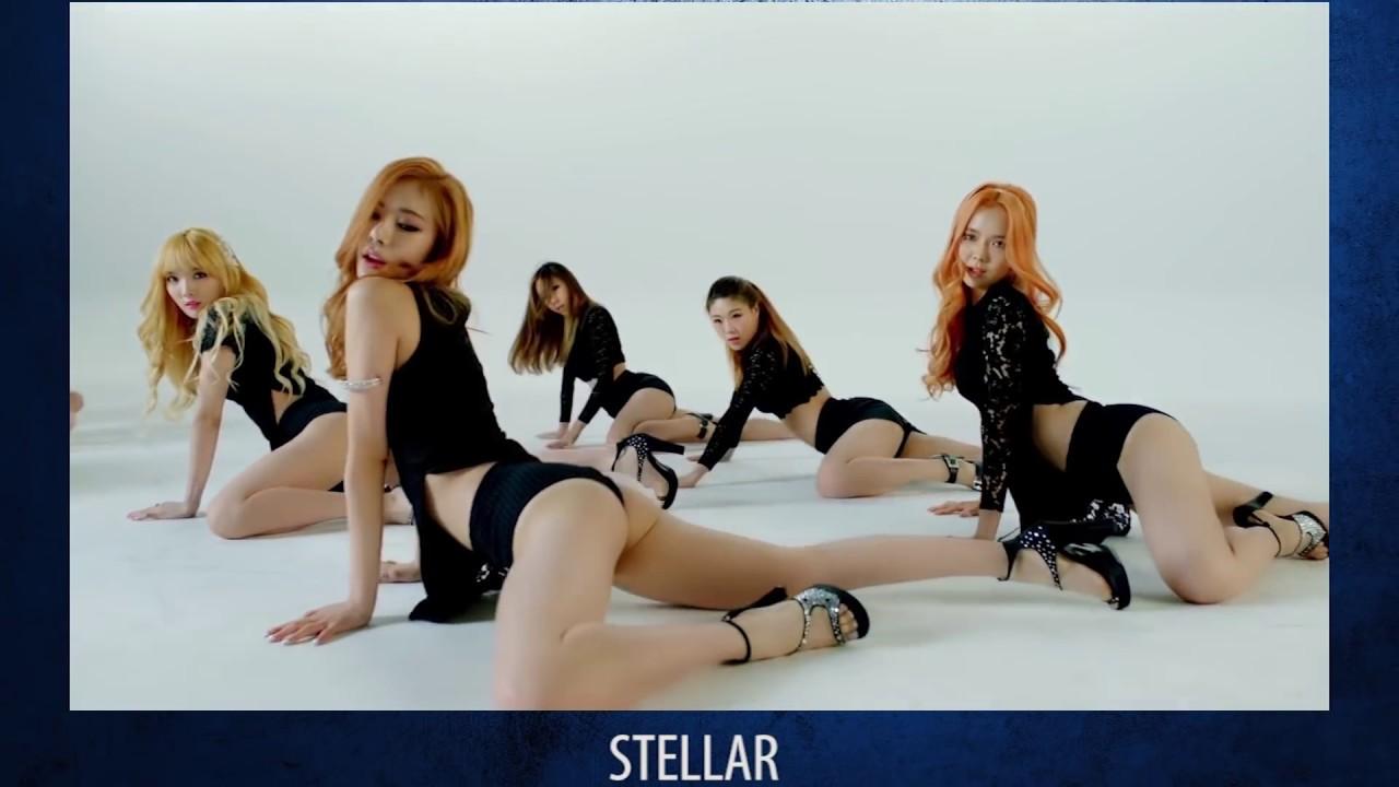 Sexy Kpop Stars Twerking - Youtube-5613