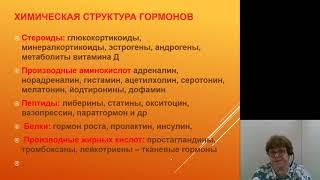 Эндокринология 1 Эндокринная система