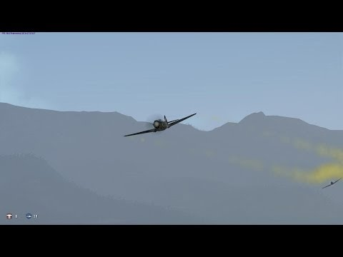 War Thunder SB P-40 vs Zero: Pearl Harbor Event