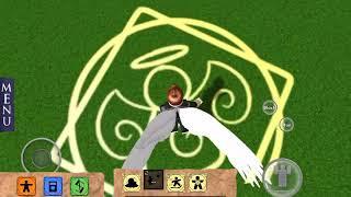 Angel Element Gameplay!!! | ROBLOX Elemental Battlegrounds