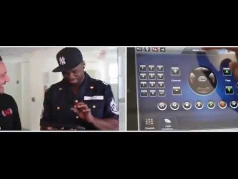 50 Cent and his Control4 system