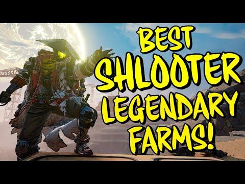 *New* SHLOOTER Artifact: Best Level 72 Legendary Weapon Boss Farms in Borderlands 3 [Mayhem 11]